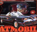 Polar Lights Batmobile snap kit