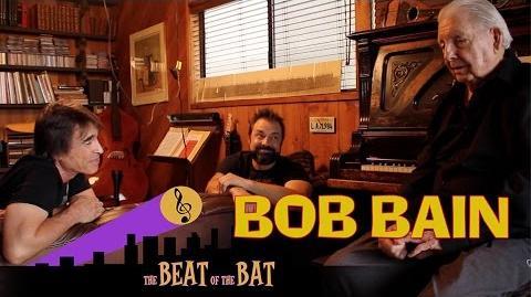 The Beat of the Bat- Bob Bain