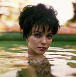 JoanCollinsWater
