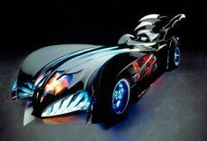 Batmobile Batman and Robin concept