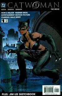 Catwoman-TheMovie-comic