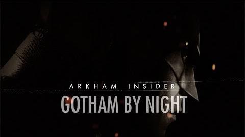 Official Batman Arkham Insider 5 Gotham by Night