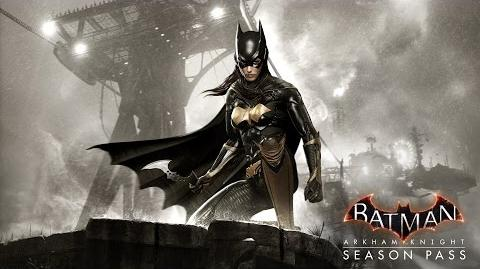 Official Batman Arkham Knight - Batgirl A Matter of Family DLC Trailer