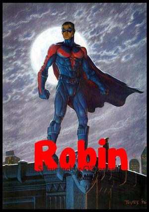RobinPoster