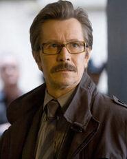 Commissioner Gordon (The Dark Knight Legacy)