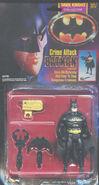 Batman (1989) The Dark Knight Collection Crime Attack Batman Action Figure