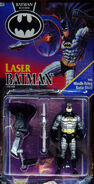Batman Returns Laser Batman Action Figure
