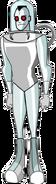 Mr.Freeze animated