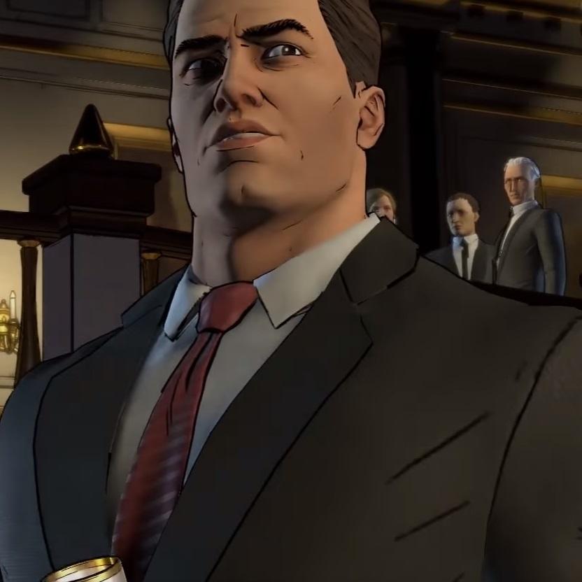 Batman Harvey