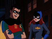 Batgirl Returns 03 - Batgirl and Robin