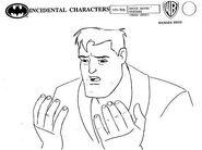 Bruce Wayne Haggard Model Sheet