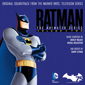 Batman The Animated Series Origninal Soundtrack, Vol 2