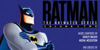 Batman: The Animated Series Original Soundtrack, Vol. 2