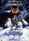 Batman & Mr. Freeze SubZero