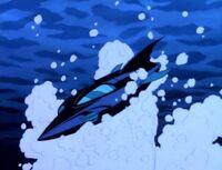 Batboat (submerged)