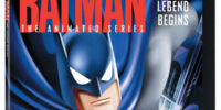 Batman: The Legend Begins (DVD)