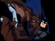 On Leather Wings 49 - Batman fights Man-Bat