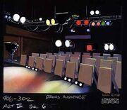 Joker's Audience Production