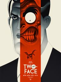 Two-Face Poster A