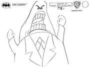 Mr. Grumpy Face Sheet