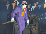 """Joker Litograph """"Be a Clown"""""""