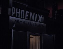 On Leather Wings 05 -Phoenix Pharmaceuticals