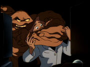 M 28 - Clayface Attacks
