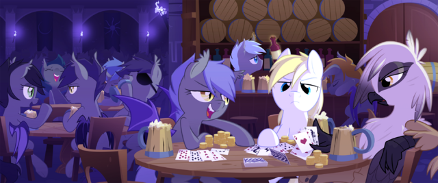 File:The shady trough by equestria prevails-d5aif28.png