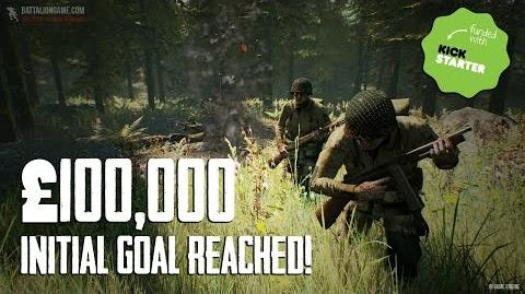 Battalion 1944 - Initial Funding Goal Successful!