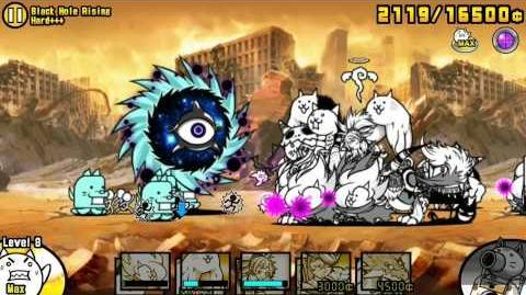 The Battle Cats - Black Hole Rising Hard