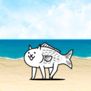 Fish cat cat unit battle cats wiki fandom powered by for Fish cat game