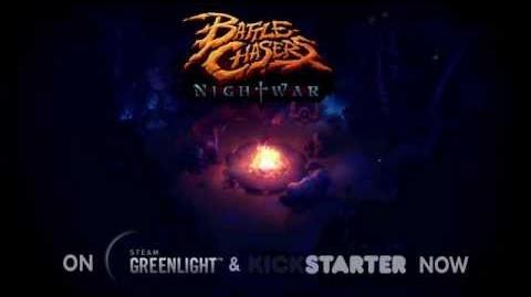 Battle Chasers Nightwar - Gameplay Trailer