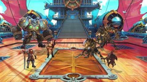 Battle Chasers Nightwar - Trailer 2