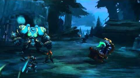 Battle Chasers Nightwar - Creature Spotlight - Mimic!