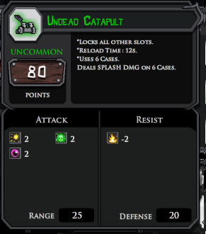 Undead Catapult profile