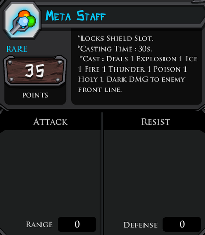 Meta Staff profile