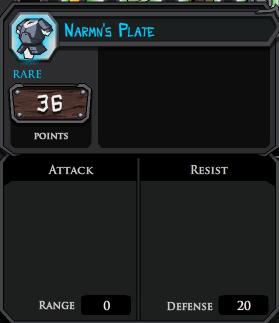 Narmns Plate profile