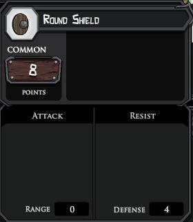 Round Shield profile