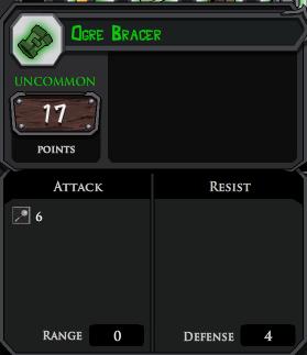 Ogre Bracer profile