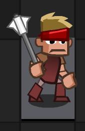 Crusader Mace