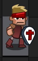 Priest Shield