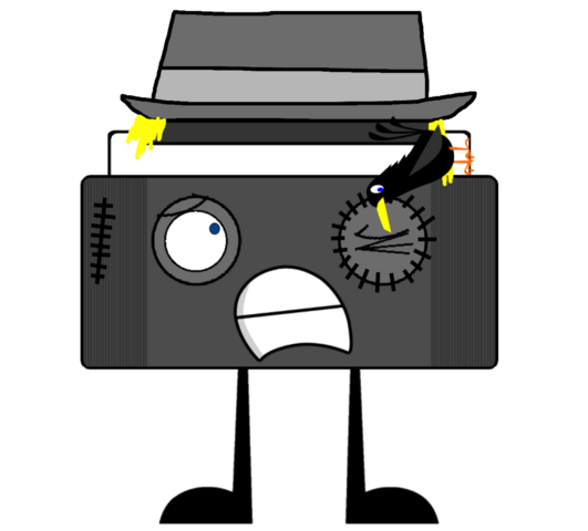 File:Radio as a scarecrow vector.png