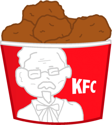 Image - Chicken Bucket (body).png | Battle for trillion ...