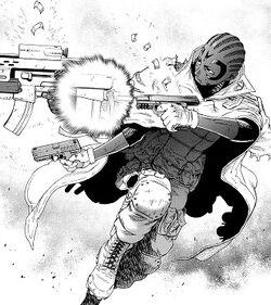BAALO16 135 Zazie in combat
