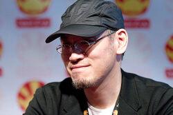 Nobuteru Yuki at Japan Expo 2011