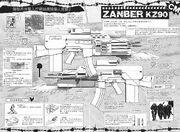 ZANBER KZ 90 CM