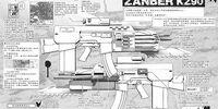 ZANBER KZ90 CM