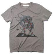 Heroism Den shirt - gray