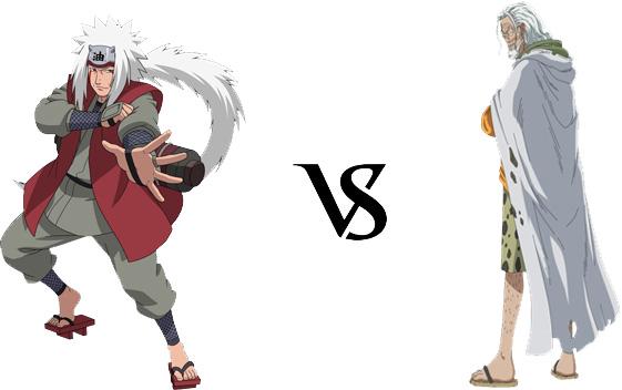 Jiraiya vs. Rayleigh
