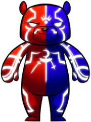 Red Blue OCO